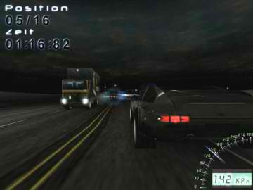 download video game balapan midnight racing