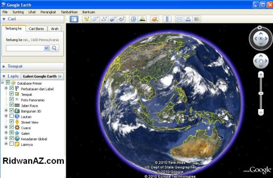 download google earth 5.2 installer offline - globe virtual